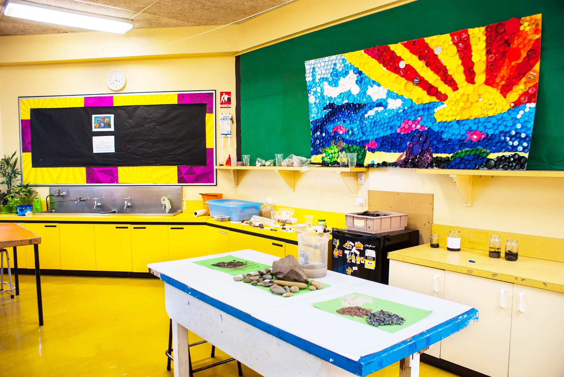 Wonthaggi-North-Primary-School art room
